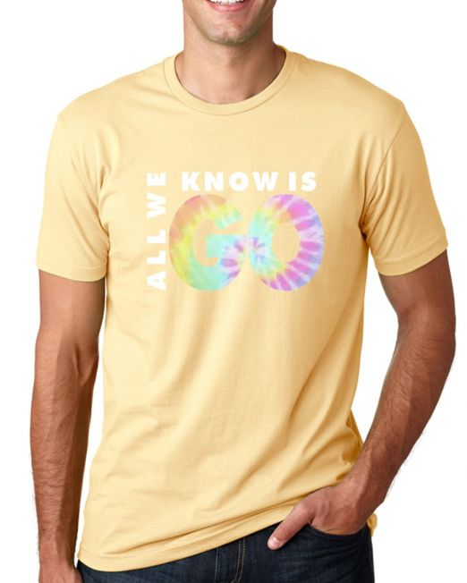 Trooper Fitness-Next Level Unisex Cotton T-Shirt-BANANA CREAM (1) (1)
